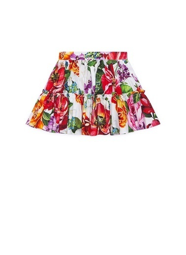 Dolce&Gabbana Etek Renkli